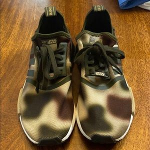NMD_R1 STAR WARS SHOES Women's 7.5